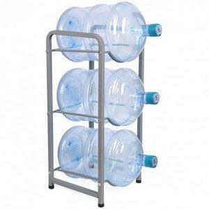 ViO AD-2, Подставка металлическая, сборная, для 3-х бутылей